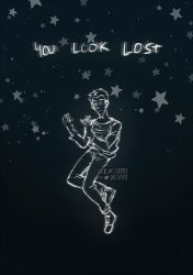 You look lost by staypee