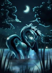 In The Midnight Lake by Zolfyyy