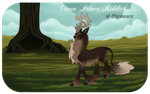 Riddick | Stag| Glenmore Crown Prince by templarknight94