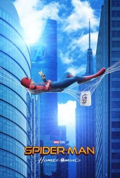Spider-Man: Homecoming Poster by tyler-wetta