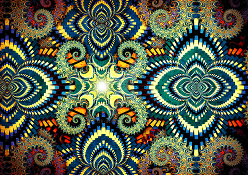 Fractal by tox-ink