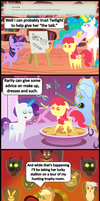 Ask Honest Applejack 30 by bronybyexception