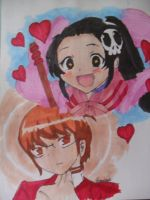 The World god Only Knows by RomanticOtaku17