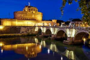 Castel Sant'Angelo by CitizenFresh