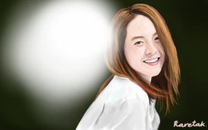 Song Ji Hyo by raretak