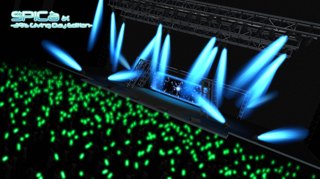 SPiCa Stage by Dan1024