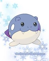 Spheal by Crystal-Ribbon