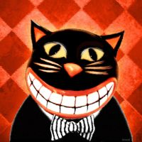 the MADCAT Laughs by BRUZETOONZ