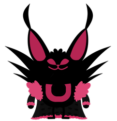 Caracal Gong by Book-of-Eevee