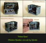 Potions Room, Miniature 1/144 scale by Adoratia