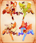 {Auction} - Autumn Marvels (ending soon!!!) by PhloxeButt
