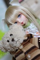 Shiloh and Teddy 2 by Sister-of-Charity