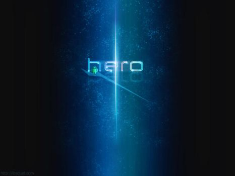 HTC Hero spacer by LbSquat