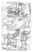 Iron Fist samples pg. 1 of 4 by Marvin000