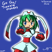 muro - Go Go! Trouble Makers by bds314
