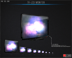TV-LCD Monitor 4free by 3xhumed