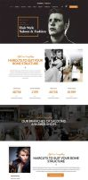 HairLoom | Responsive WordPress Theme by Designslots