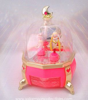 Sailor Moon Music Box by onsenmochi
