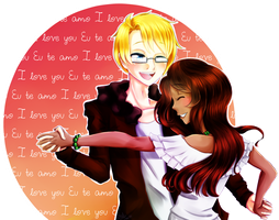 Dance With Me All Day And Night by Jellymii