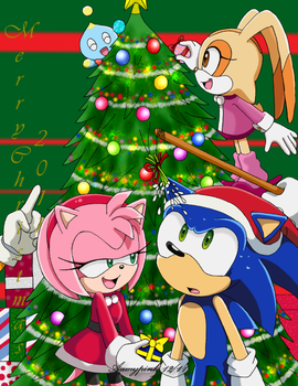 Merry Christmas 2011 by Aamypink
