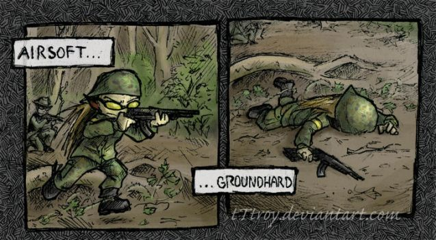 groundhard by tttroy
