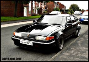 Classic Rover SD1 by Stumm47