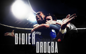 Didier Drogba by TheHawkeyeStudio