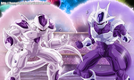 DragonBall Multiverse Freeza and Cooler in form5 by HomolaGabor