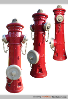 hydrant red - STOCK by resMENSA