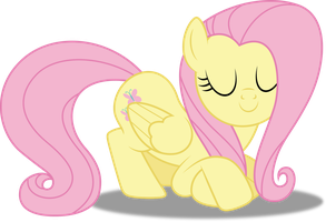 Vector #402 - Fluttershy #23 by DashieSparkle