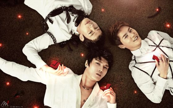 JYJ 2 Wallpaper by MeyLi27