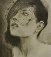 FINISH Charcoal Assignment by olivetoart