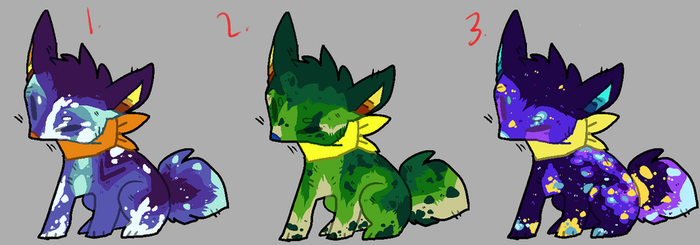 $2 adoptables by e-merging