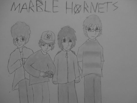 Marble Hornets by Goth-Clown