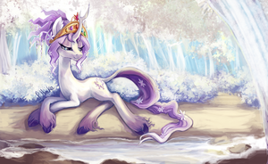 Commission 20 - Harmony by The-Keyblade-Pony