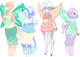 Original Adopts [CLOSED] by Death2Eden