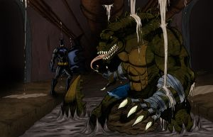 Killer Croc by TactusVamp