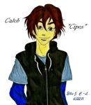 Project Piece V: Caleb 'Cipes' by Sokai-Sama