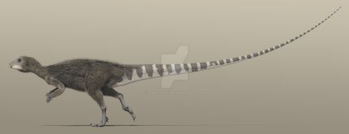 Leaellynasaura by PaleoGuy