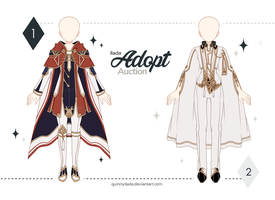 [Adopt Auction] Male Fantasy #12 - CLOSE - by QuinnyIlada