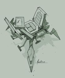 Designer's Chair by ATArts