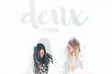 DEUX by softmist93