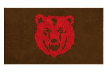 The Flag of the Bearkillers by briuhn