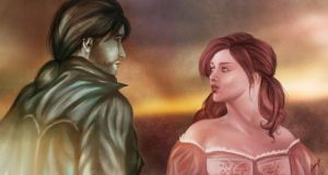 Arno and Elise by ArtOfShade