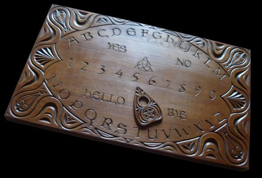 OUIJA BOARD! 2 by MassoGeppetto