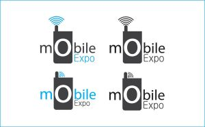 Mobile Expo Logo by Javagreeen