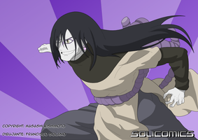 Orochimaru by Solicomics