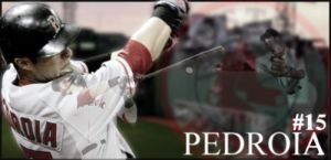 Dustin Pedroia by ricko29