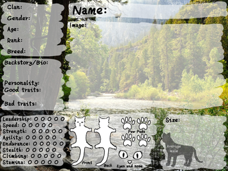 FREE Warrior Cats Reference sheet by Nightstorm-BlackKat