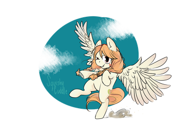 Dawning Ray {AT] by SquishyCuddle